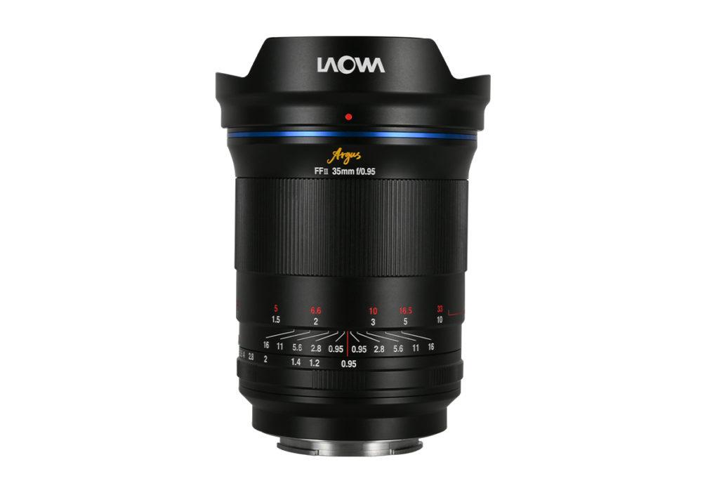 O νέος Laowa Argus 35mm f/0.95 είναι ο πιο φωτεινός φακός στα 35mm και έχει διάφραγμα 15 λεπίδων!