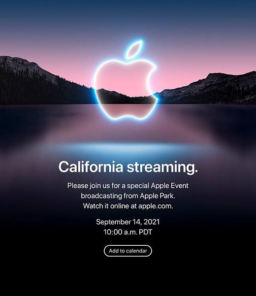 Apple: Στις 14 Σεπτεμβρίου αποκαλύπτει τα νέα iPhone 13!