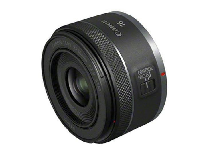 Διέρρευσαν νέες φωτογραφίες του Canon RF 16mm F2.8 STM