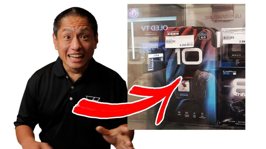 H GoPro Hero 10 θα παρουσιαστεί στις 15 Σεπτεμβρίου!