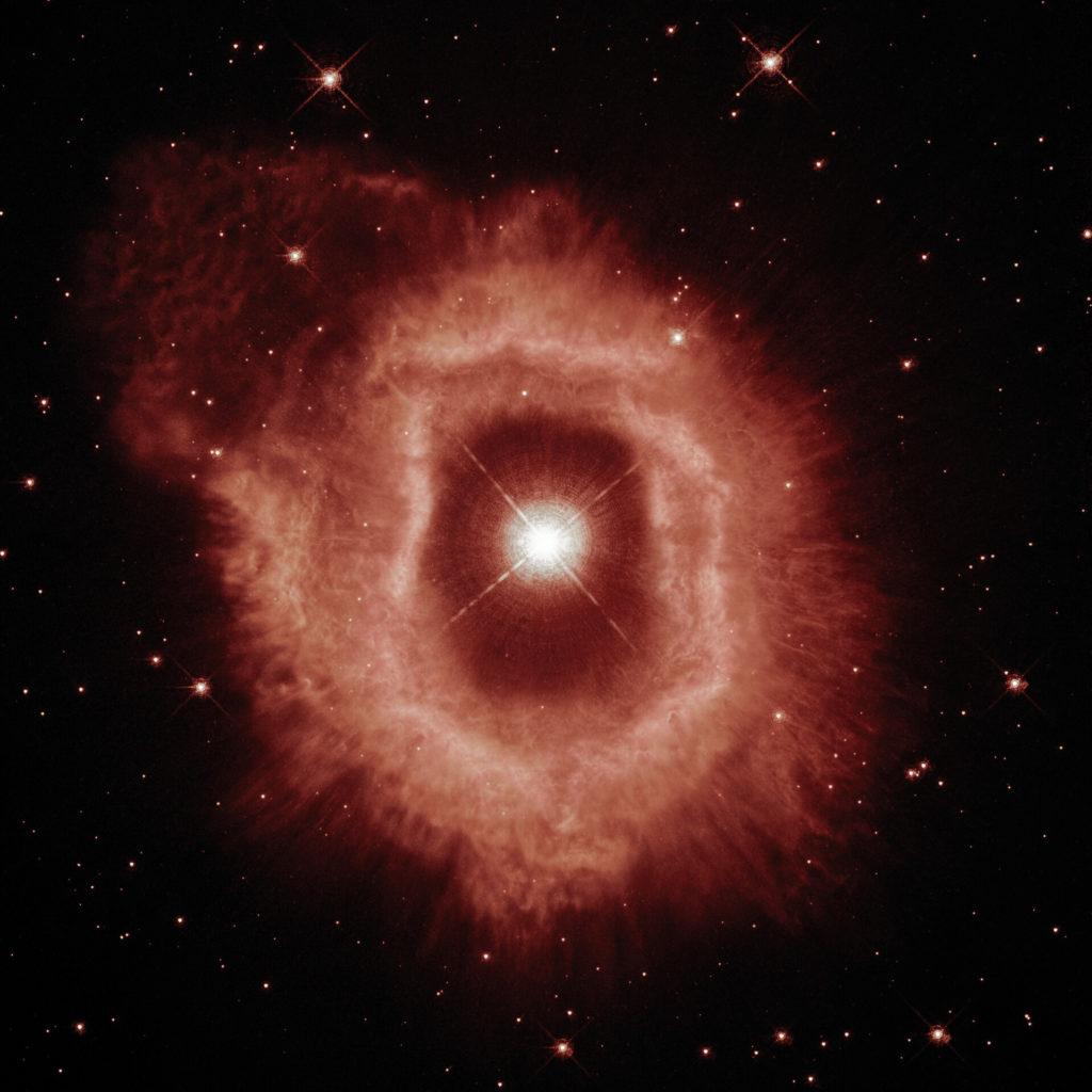 Το Hubble ρίχνει μια πιο προσεκτική ματιά στην εικόνα της 31ης επετείου του