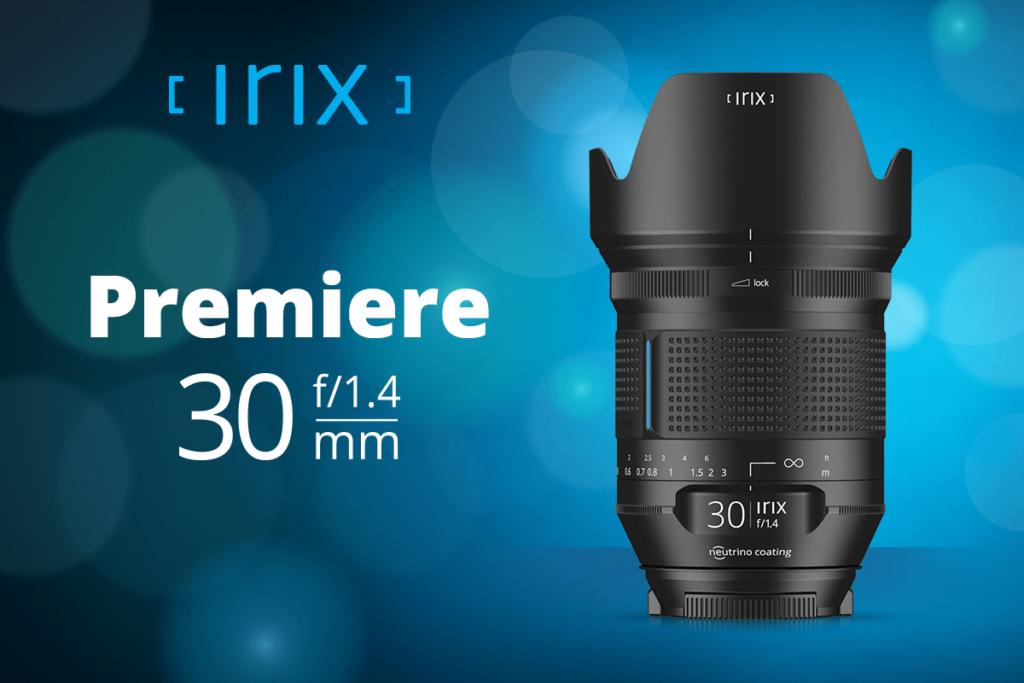 Ανακοινώθηκε ο νέος φακός Irix 30mm f/1.4 με διάφραγμα 11 λεπίδων