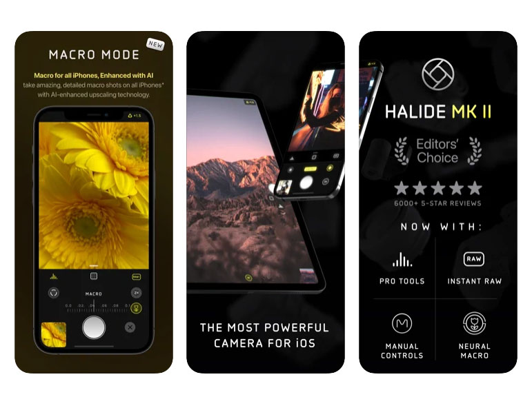 Halide: Προσθέτει την δυνατότητα macro λήψης του iPhone 13 Pro και σε παλαιότερα iPhone!