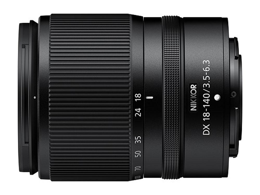 Ανακοινώθηκε ο νέος Nikkor Z DX 18-140mm f/3.5-6.3 VR για τις Nikon Z 50 και Nikon Z fc