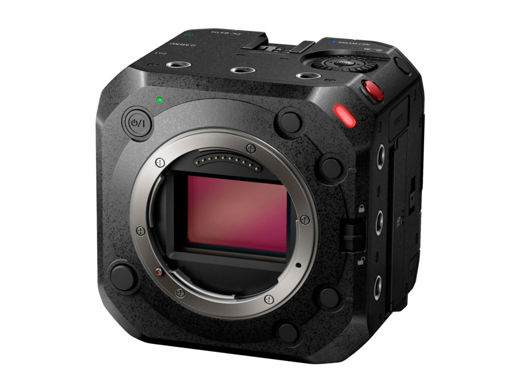 Panasonic LUMIX DC-BS1H: Διέρρευσαν φωτογραφία και χαρακτηριστικά, ανακοινώνεται σύντομα και θα έχει 6Κ βίντεο!
