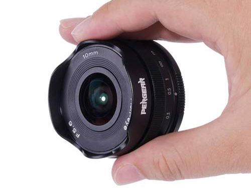 Ο νέος φακός Pergear 10mm f/5.6 Fisheye έχει τιμή 79 ευρώ!