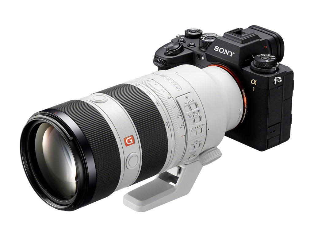 Ανακοινώθηκε ο Sony FE 70-200mm GM OSS II, ο πιο ελαφρύς 70-200mm f2.8 με εστίαση από τα 40 εκατοστά!