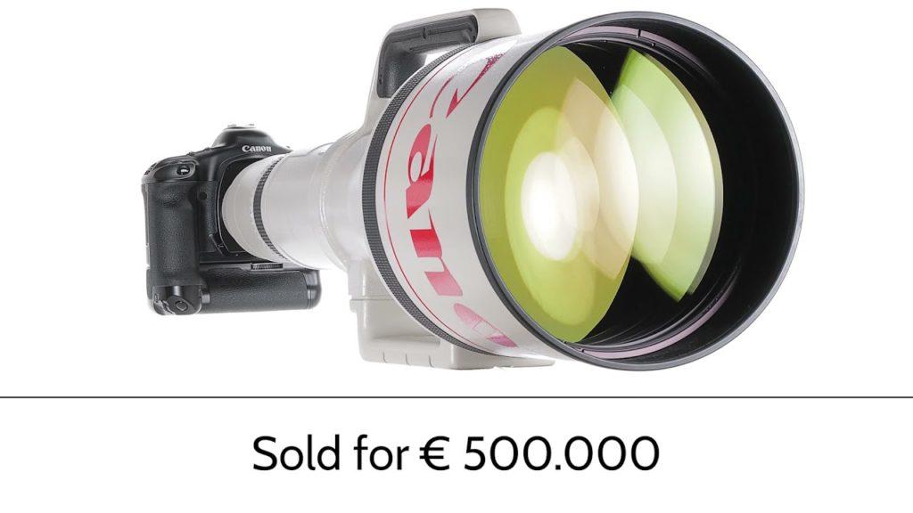 Αποτελέσματα Wetzlar Camera Auctions: Φακός της Canon πωλήθηκε για 500.000 ευρώ και Leica κάμερα για 450.000 ευρώ!