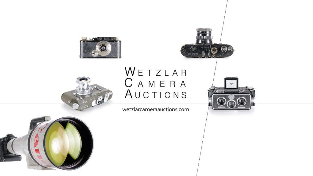 Wetzlar Camera Auctions: Στις 9 Οκτωβρίου κάμερες και φακοί δημοπρατούνται για εκατοντάδες χιλιάδες ευρώ!