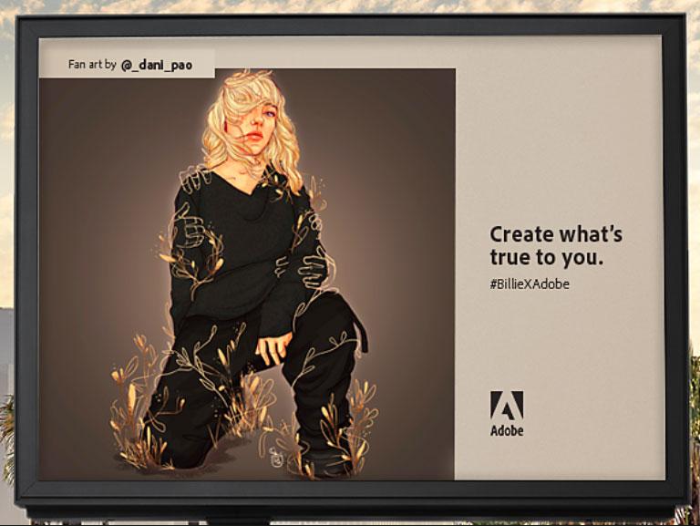 Adobe και Billie Eilish δίνουν 65% έκπτωση στο σύνολο του Creative Cloud, σε φοιτητές και καθηγητές (τελική τιμή στα 20.15 ευρώ)!