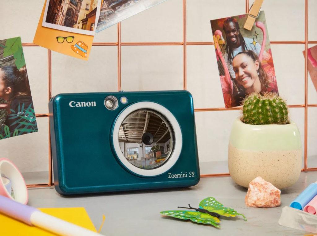 Canon Zoemini S2: Νέα έξυπνη κάμερα άμεσης εκτύπωσης!