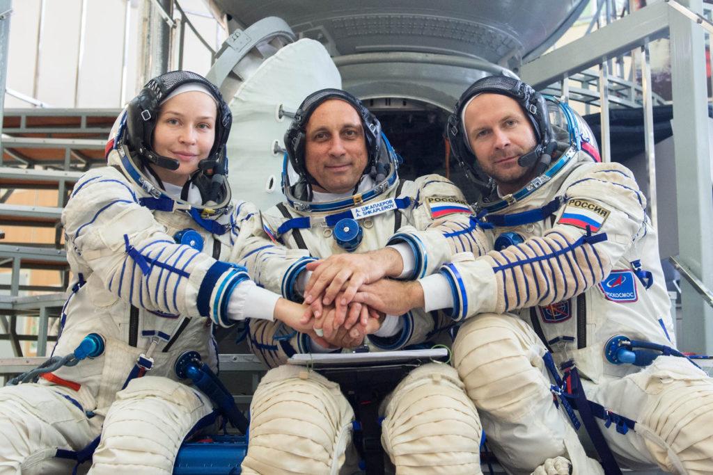 Η πρώτη ταινία στον Διεθνή Διαστημικό Σταθμό θα είναι Ρωσικής παραγωγής!